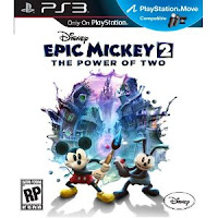 epicmickey2 Playstation 3 Video Montage of New and Upcoming Games