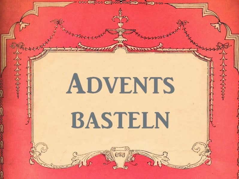 Adventsbasteln 2013