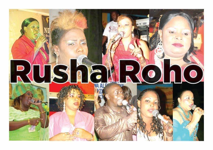 RUSHA ROHO