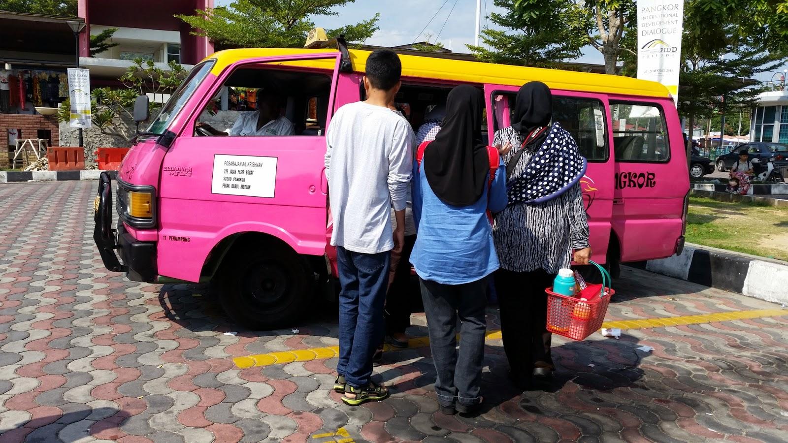 Van Merah Jambu