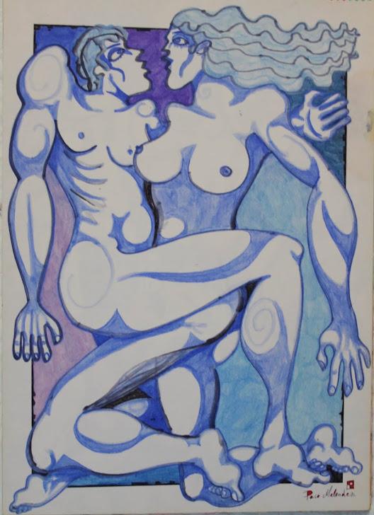 Amor en azul 12-3-92