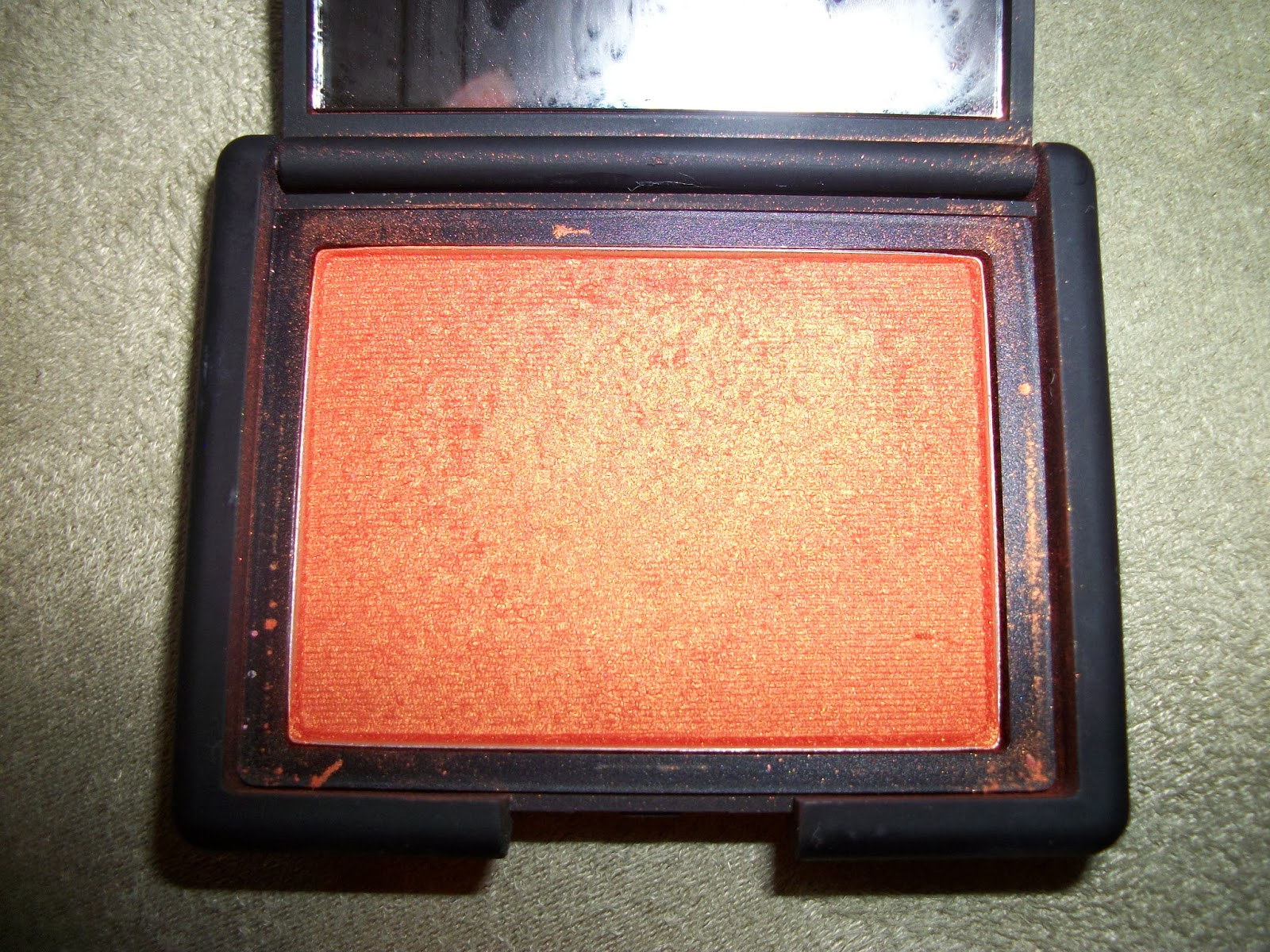 Nars Taj Mahal Nc42 Mieux Make-Up: Throwba...