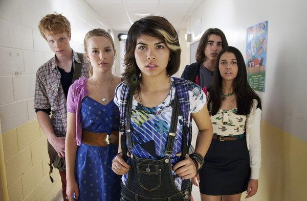 lemonade mouth olivia
