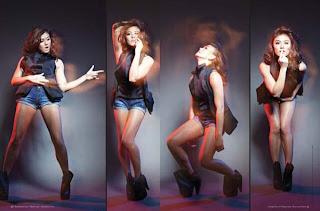 Foto Seksi Agnes Monica di Majalah Rolling Stone