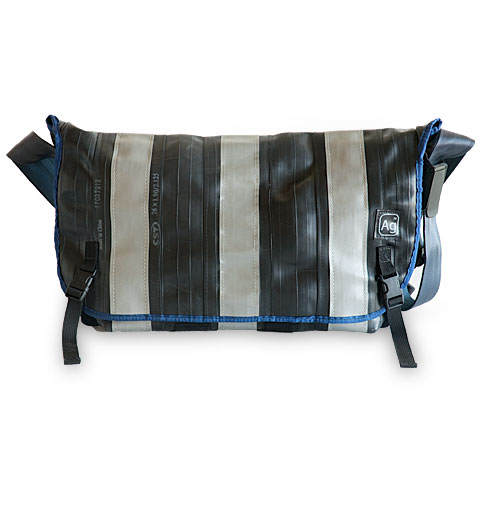 6d9c79f43980 Gear Watch  Messenger Bags Made From Recycled Bike Tubes - Appalachian  Mountain Club