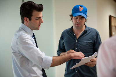 "Interview | ""Margin Call's"" J.C. Chandor & Zachary Quinto"
