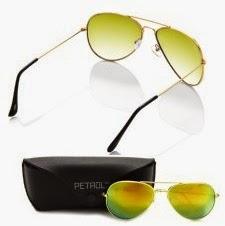Steal Deal: Flat 80% Off on Petrol Sunglasses starts Rs.399 Only @ Flipkart