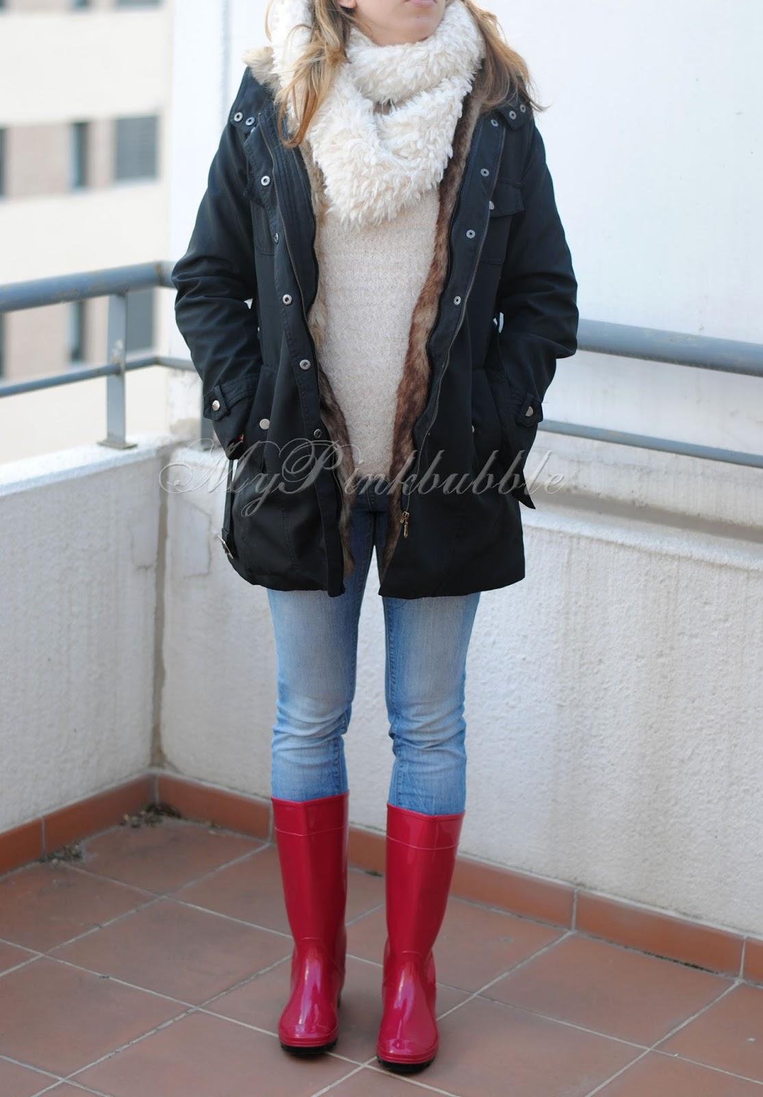 outfit katiuskas