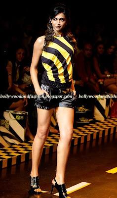 Deepika Padkone - sexy nude legs