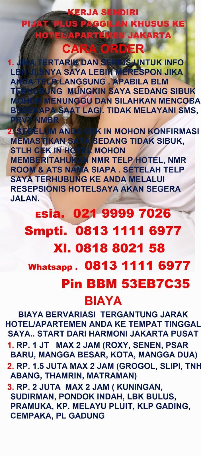 Bandung Undercover: Panti Pijat Plus di Bandung