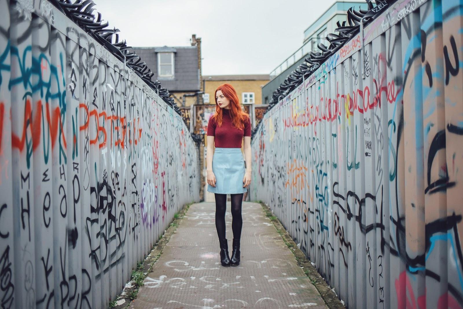 short sleeve jumper pvc skirt