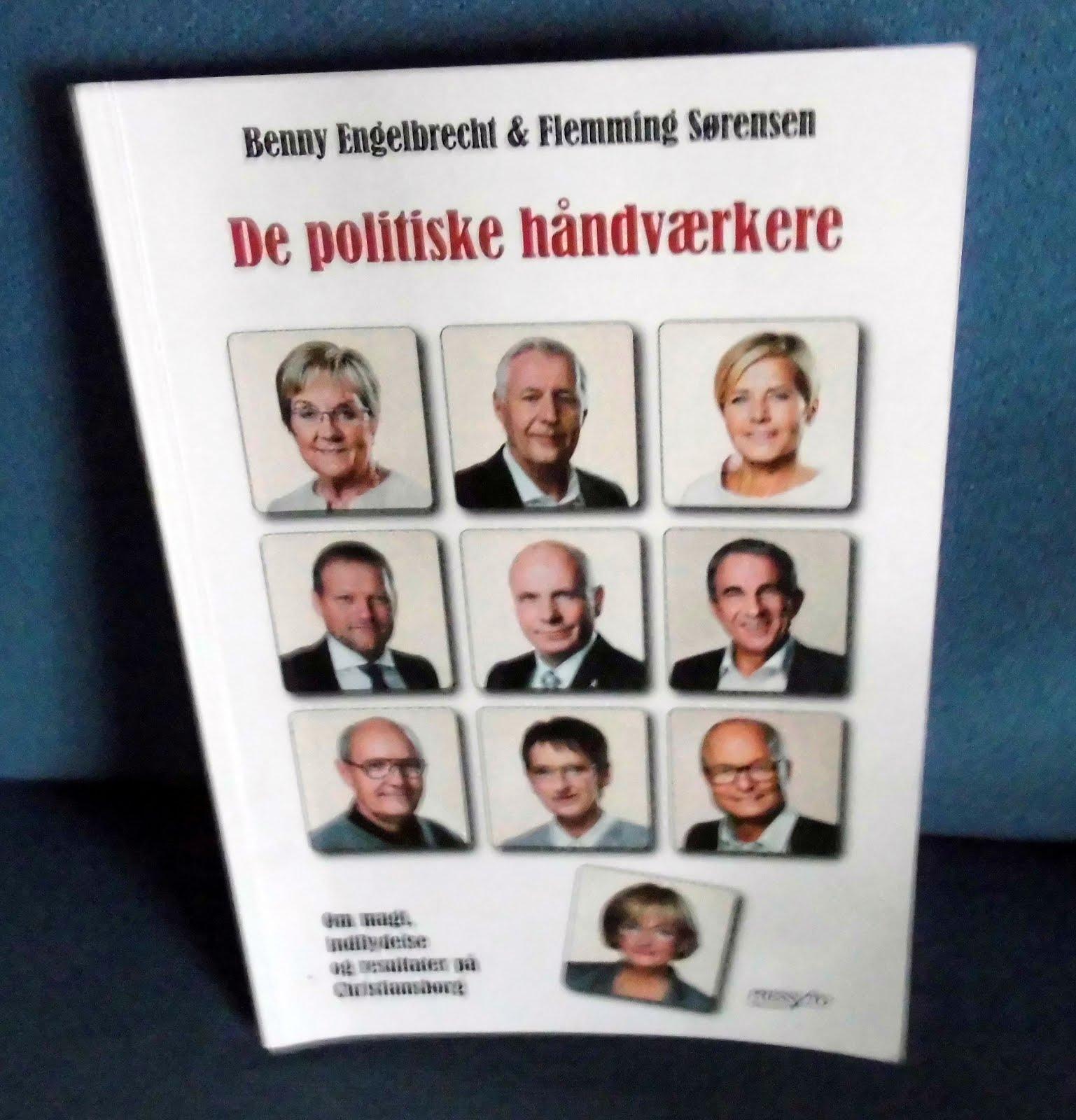 Bennys  og Flemmings  nye bog de politiske håndværkere.