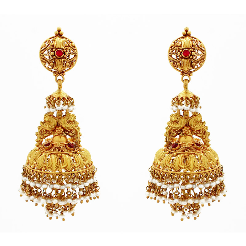 fashion room jhumka earring designs