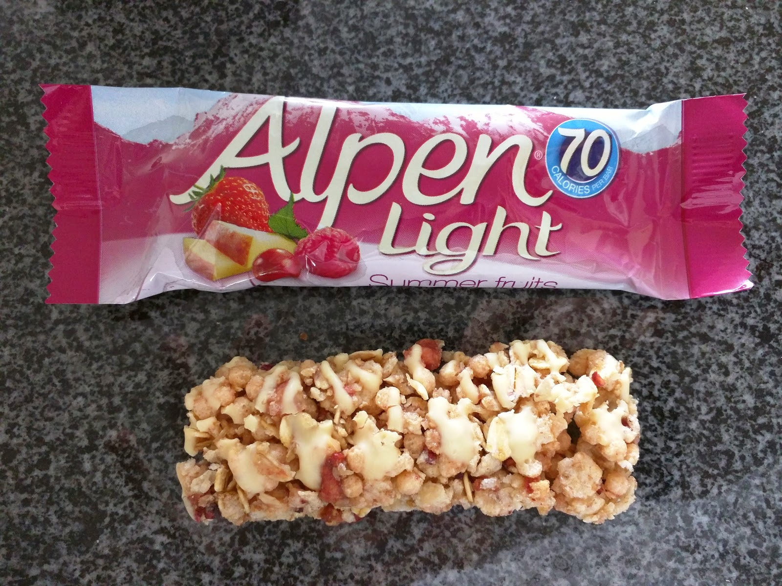 Alpen light bars julies dining club alpen light summer fruits aloadofball Image collections