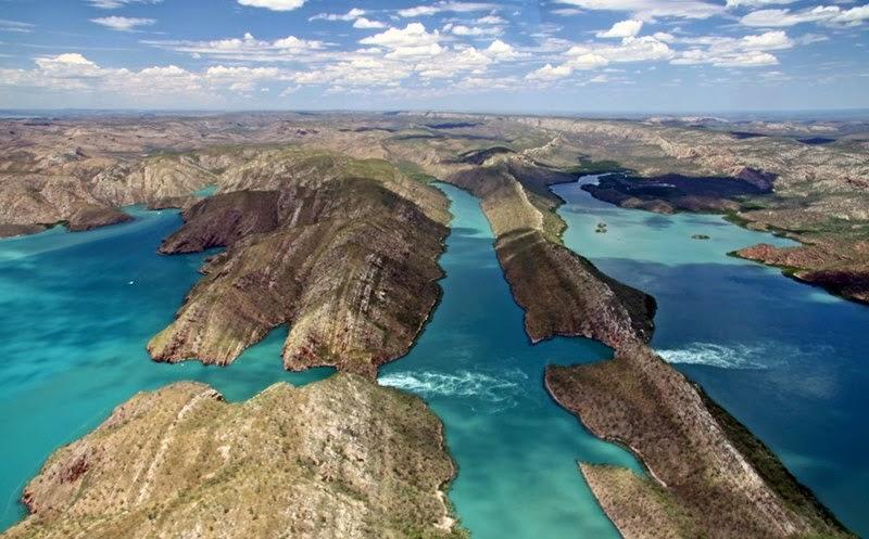 Horizontal Falls | Kimberley, Australia