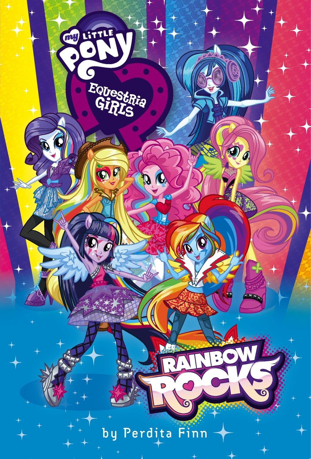 My little Pony The Movie : Equestria Girls Rainbow Rocks (2014) มายลิตเติ้ลโพนี่ เดอะมูวี่ ภาค ก๊วนสาวร็อคแห่งอเควสเทรีย