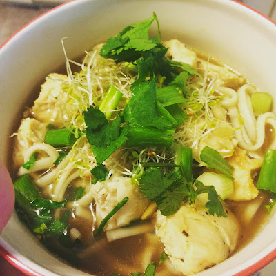 Healthy Chicken Pho