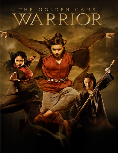 Ver The Golden Cane Warrior (2014) Online