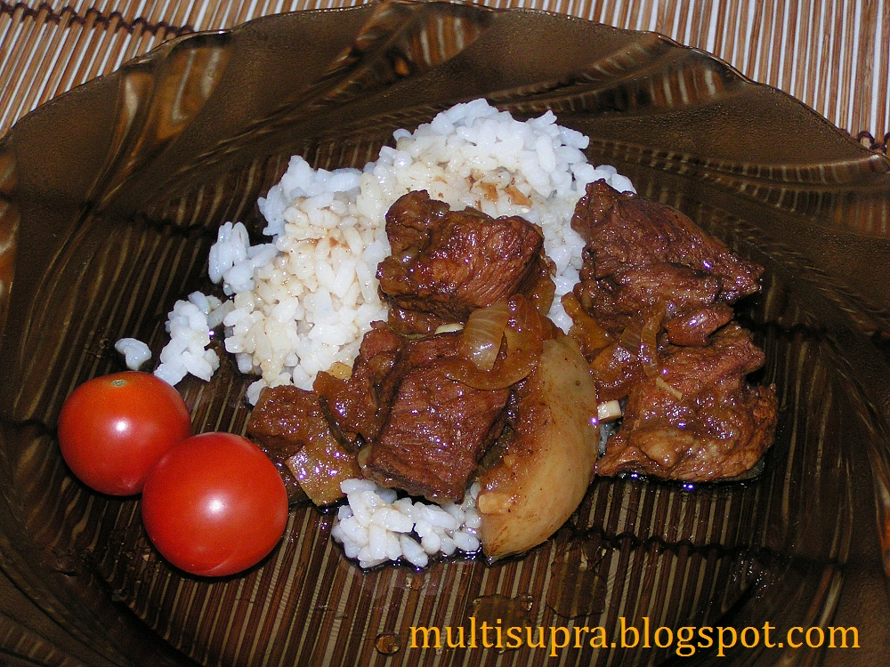 Соевк мясо