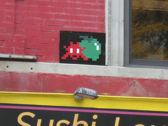 Third Part Of Our Coverage From Invader's Adventures In New York City With A New Series Of Invasions. 9