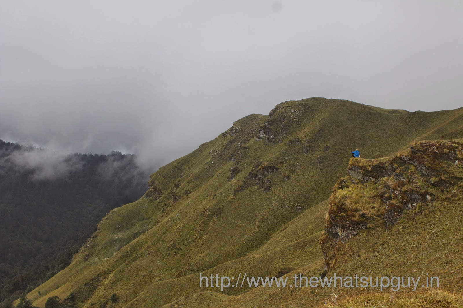 Solitude-Roopkund-Trek-With-India-Hikes-Day-2