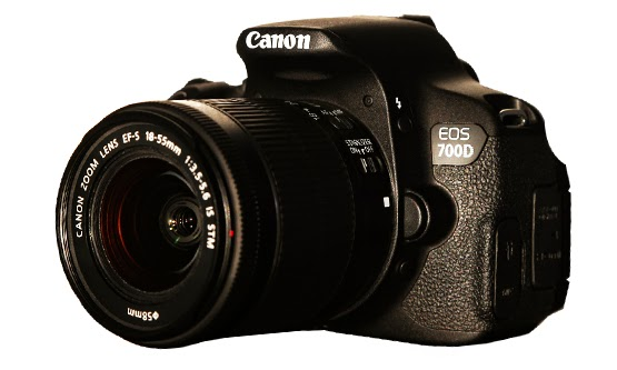 Harga Harga dan Spesifikasi Camera DSLR Canon EOS 700D Baru