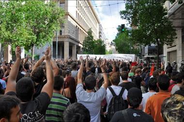 Φωτογραφίες από Πανελλαδικό Πανεκπαιδευτικό Συλλαλητηριο 22/09/2011