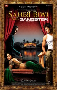 Saheb Biwi Aur Gangster 2011 Hindi Movie Watch Online