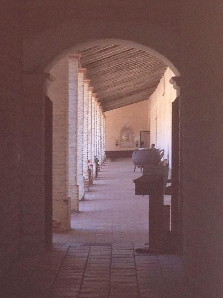Mission San Antonio California