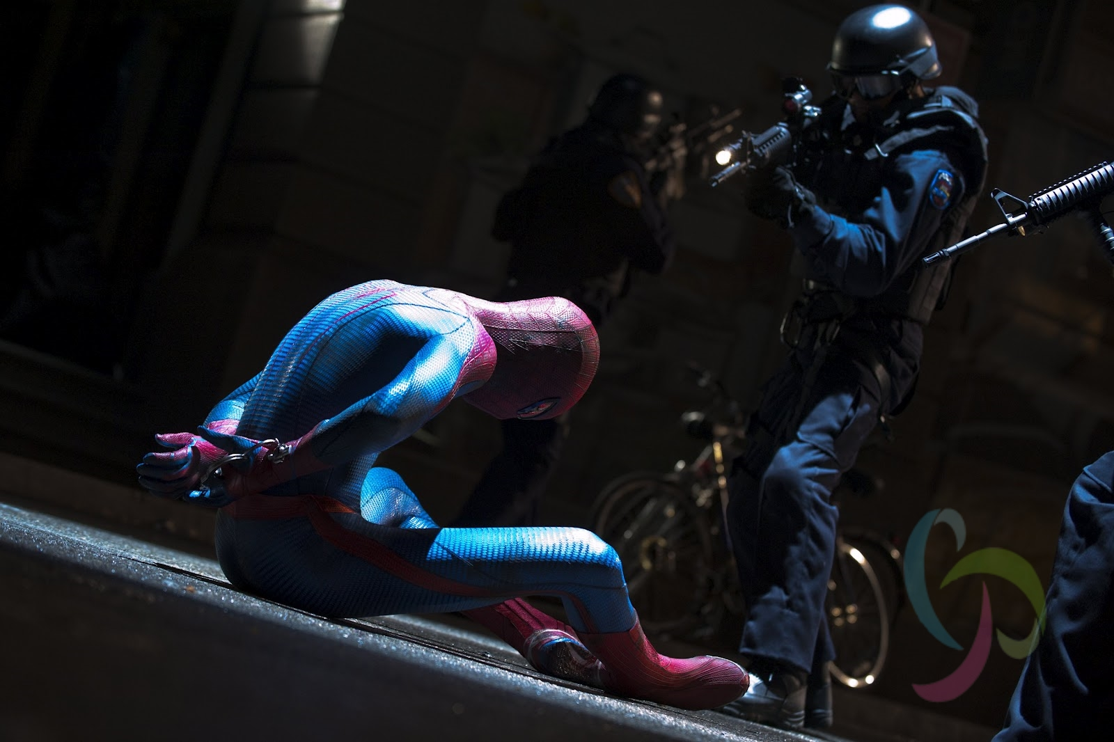 Spider Man Movie Screenshots Amazing Spider Man Movie