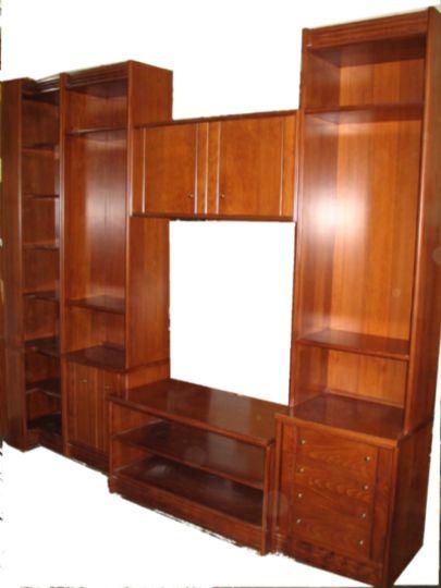 Muebles el viejo roble for Tipos madera muebles