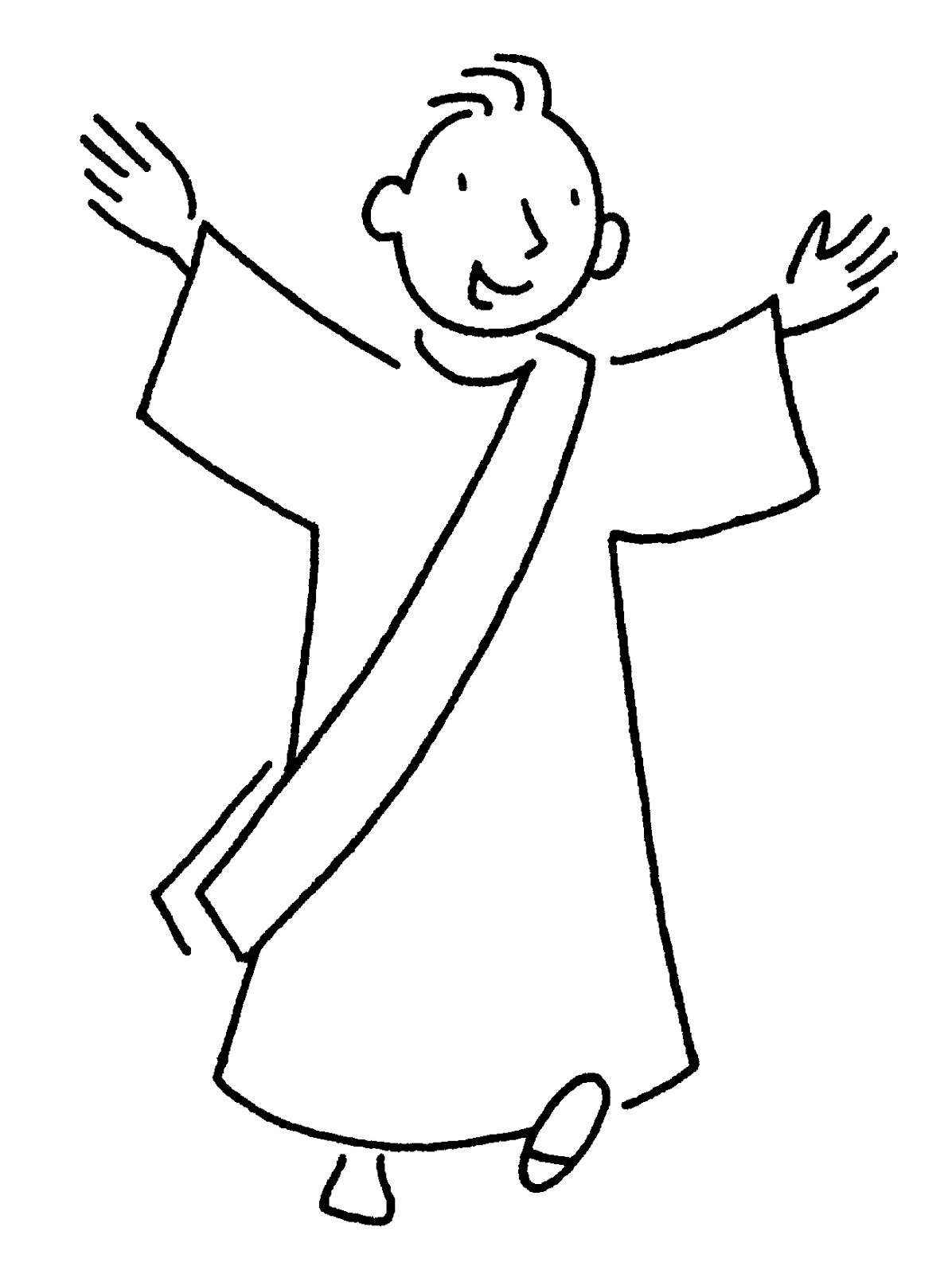 Le tr sor de p 39 tit eloi c 39 est quoi un diacre - Coloriage catholique ...
