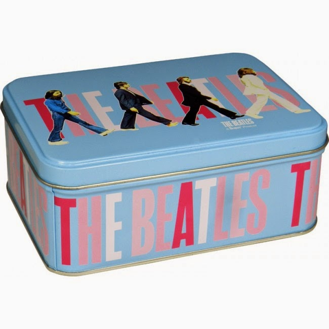 Caja de Postales The Beatles
