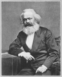 karl marx creador del marxismo