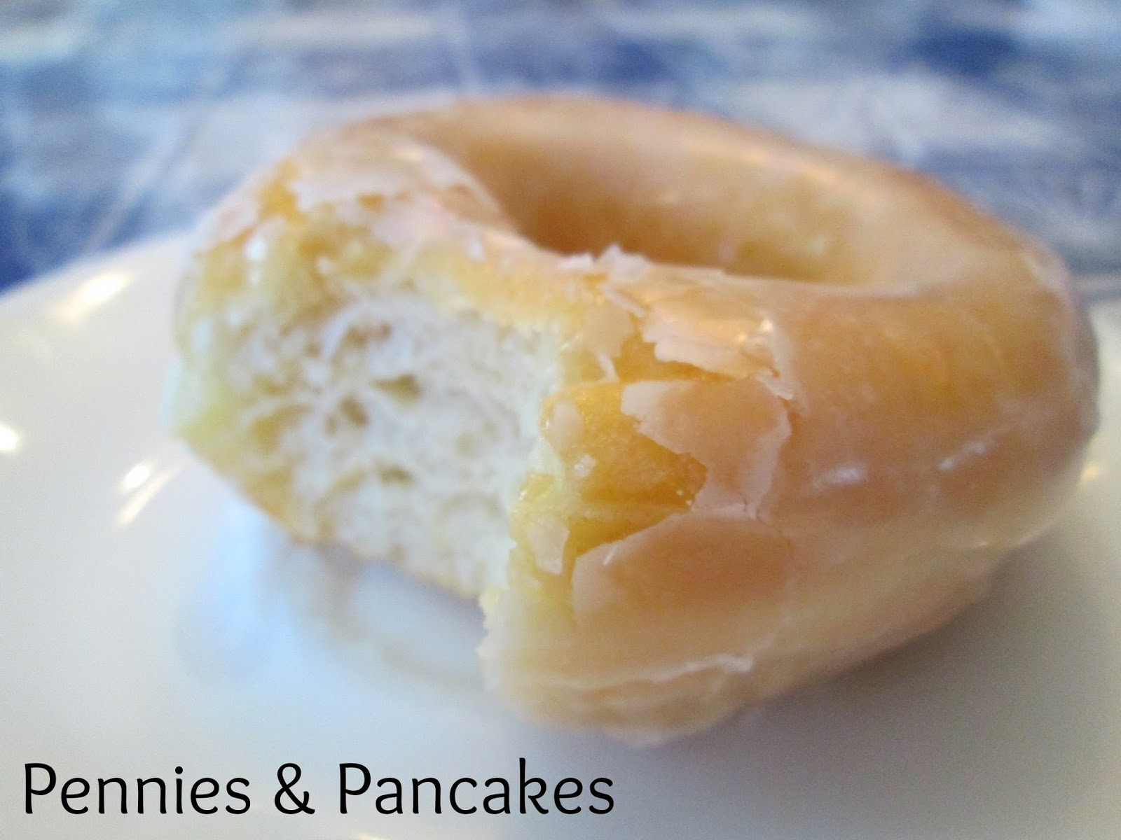 Pennies pancakes soft glazed donuts ccuart Choice Image