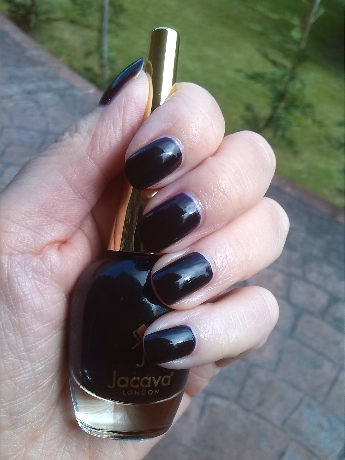 Jacava Blackcurrant Vamp