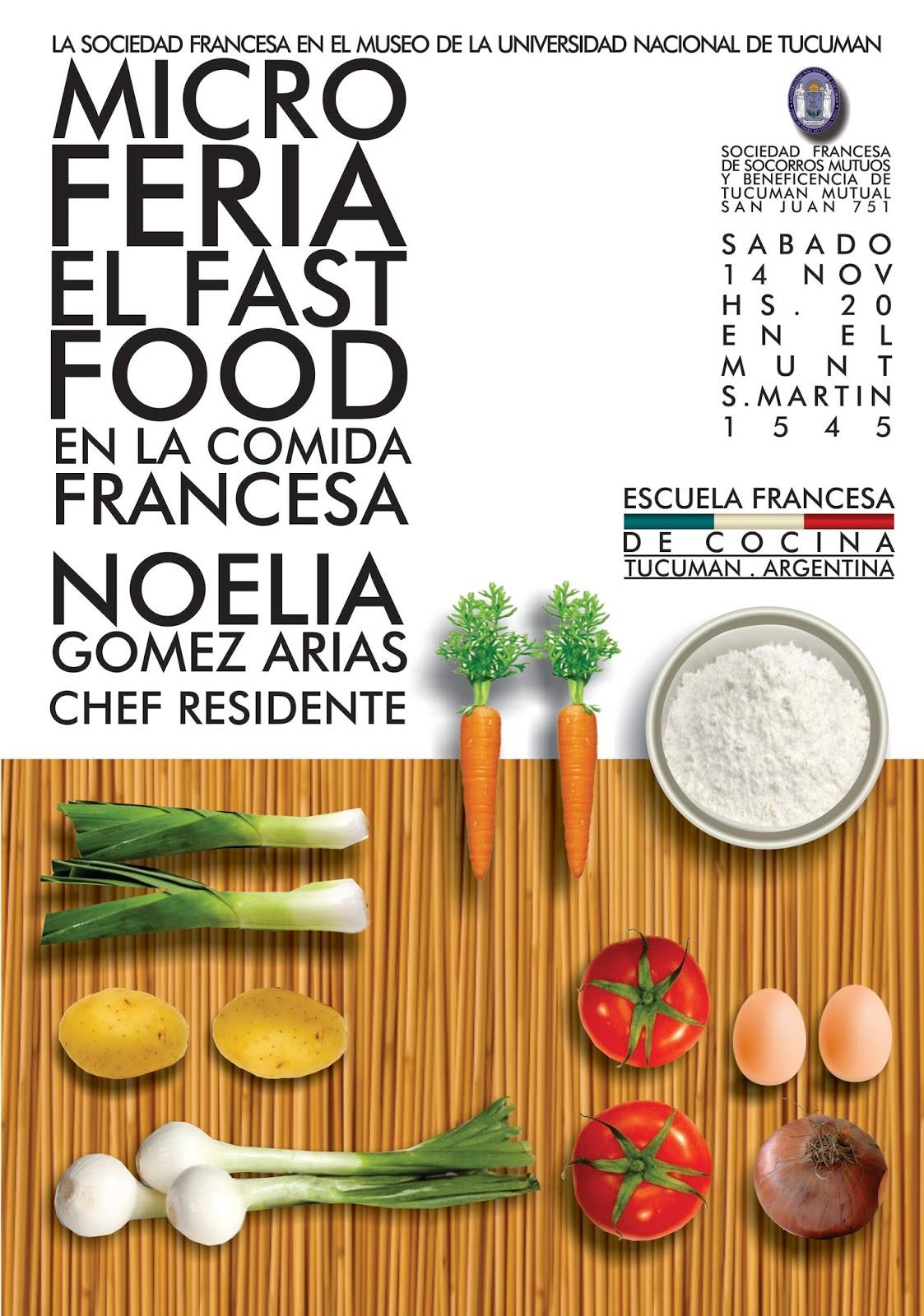 Sociedad francesa de tucum n comida francesa de fusion en for Caracteristicas de la gastronomia francesa