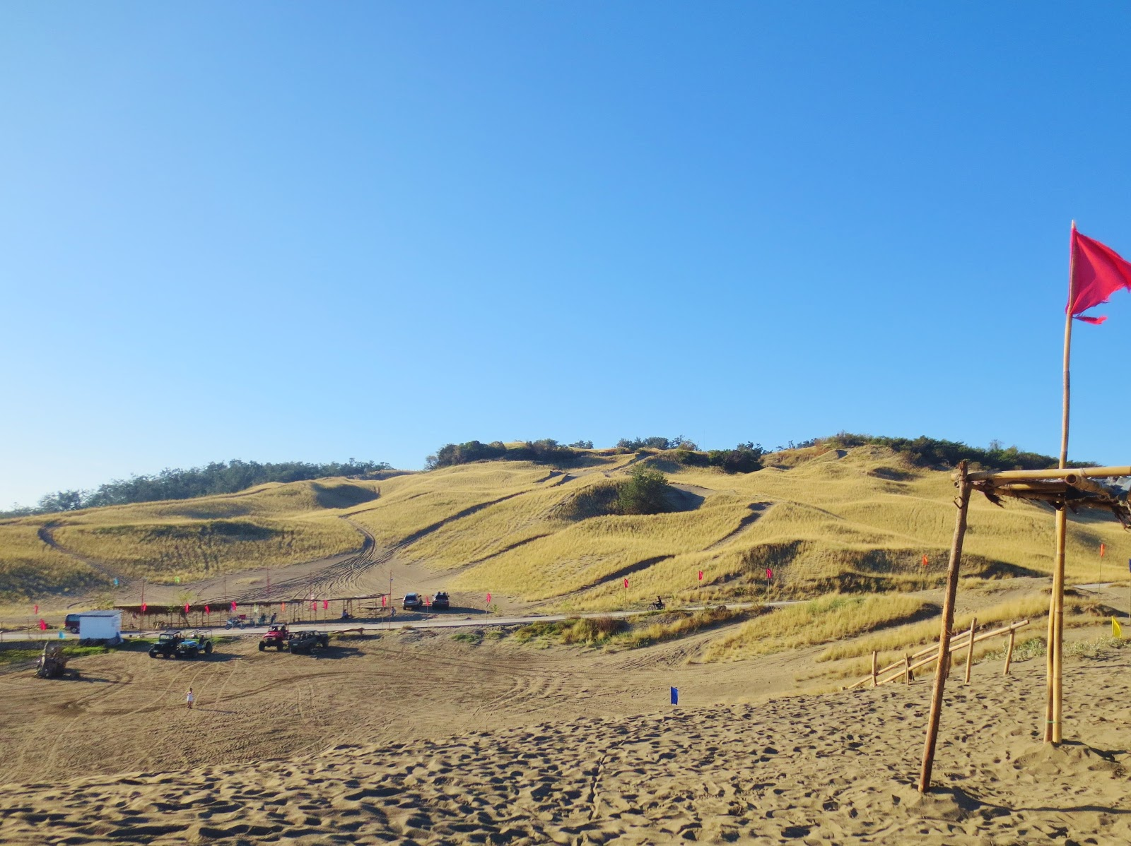 La Paz Sand Dunes, Ilocos Norte