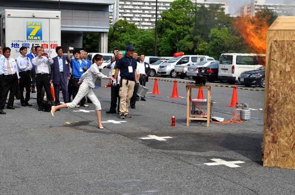 「地域防災防犯展」大阪 | インテックス大阪