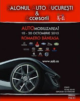 Salonul Auto Bucuresti si Accesorii 2013