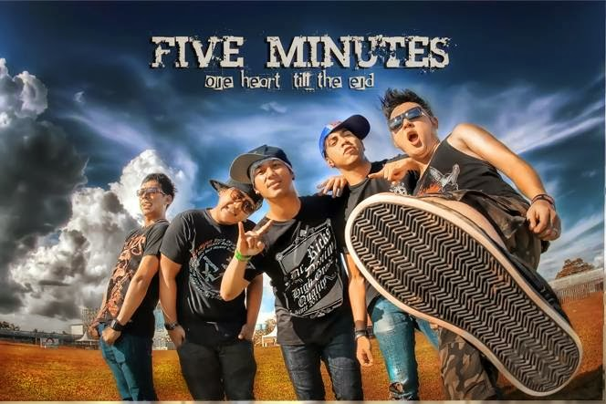 Download Mp3 Five Minutes Album Fiver (2012) Full Single Link