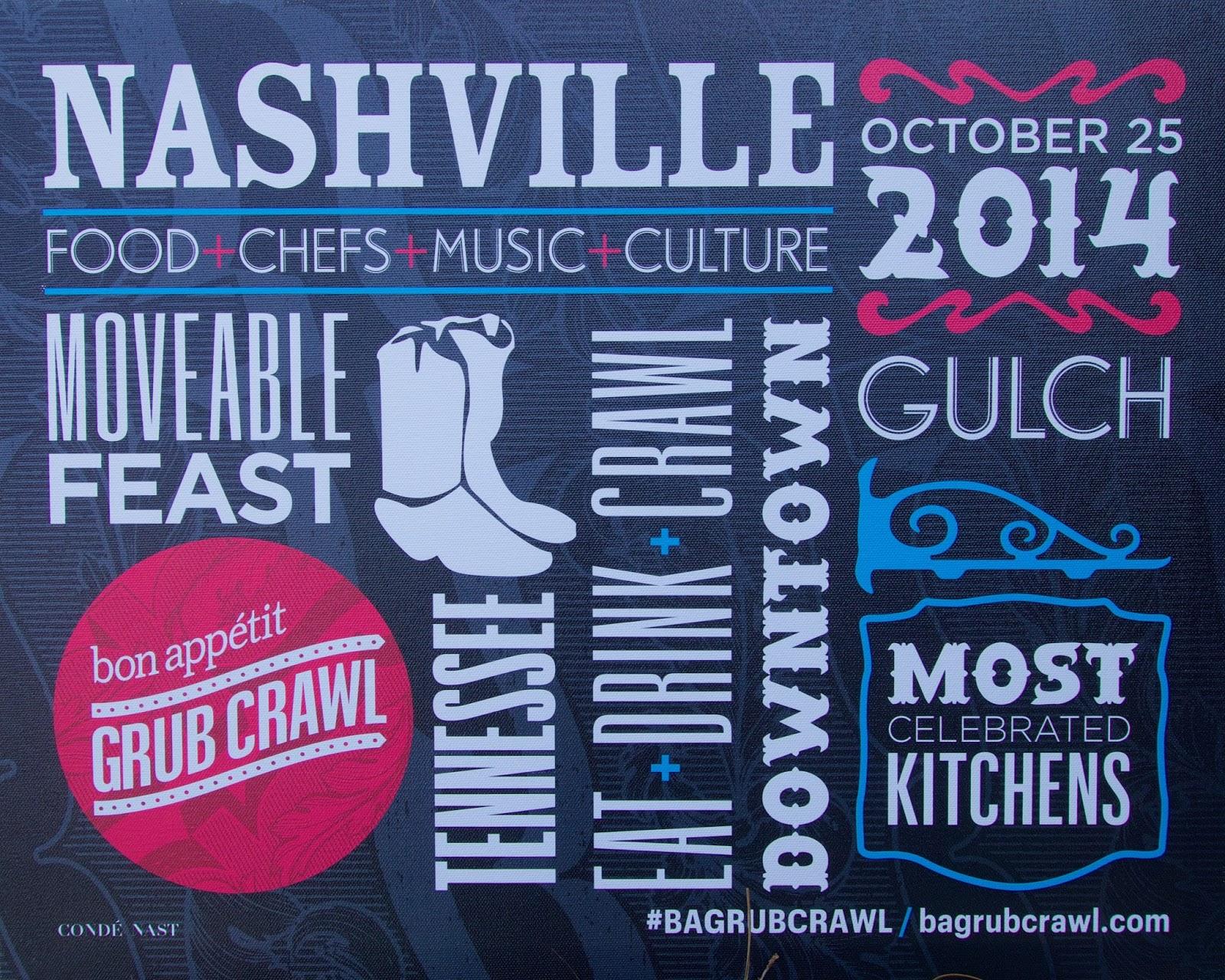 Bon Appetit Grub Crawl - Nashville