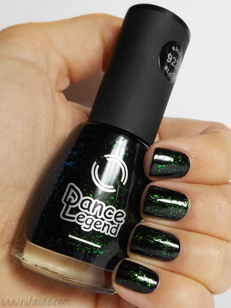 Dance Legend - Green Mamba (Rich Black Collection)