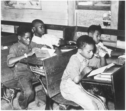 segregated schools 1950  segregated schools in 1930s