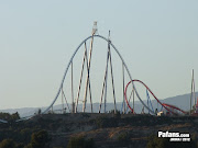 PortAventura in Barcelona, Spain is building a massive B&M Mega coaster for .