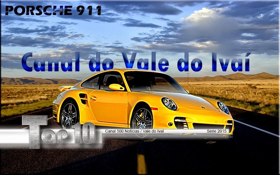 PORSCHE 911 NO BRASIL