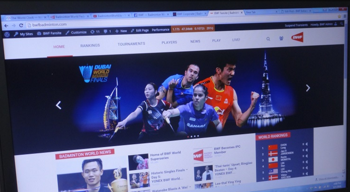 BWF FANS website