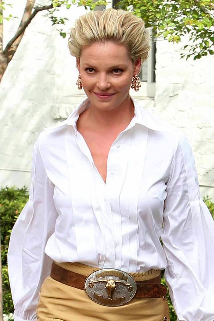 2011 Katherine Heigl Hairstyles