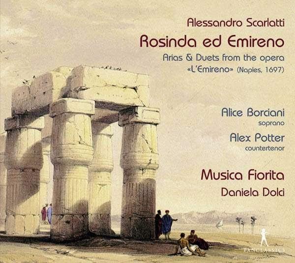 Scarlatti - Rosinda ed Emireno - Pan Classics