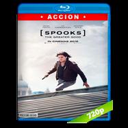 Doble identidad: Jaque al MI5 (2015) BRRip 720p Audio Dual Latino-Ingles